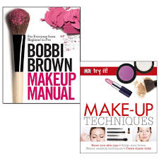details about bobbi brown makeup manual make up techniques try it 2 books collection set