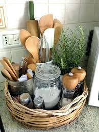 countertop vegetable storage