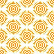 Sun Pattern Gorgeous Cute Seamless Pattern Of Sun Stock Photo © Karpenyuk 48