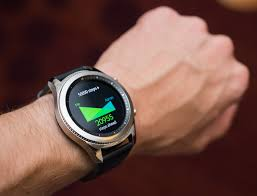 samsung smartwatch. samsung gear s3 frontier \u0026 classic smartwatches hands-on debut smartwatch o