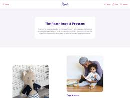 Feature Story Template Reachs Story Feature Pixel Union