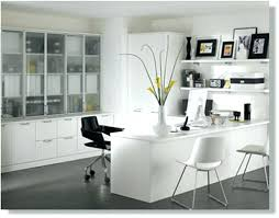 Best Modern Office Furniture Adorable Modern Chic Home Office Ideas Vadca