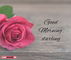 Good Morning Darling Quotes Best Of 24 Of The Most Popular Good Morning Quotes For Your Love