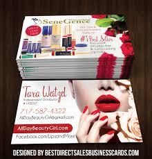 Senegence Business Cards Style 4 Kz Creative Services Online