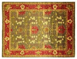 red and green area rugs rug blue