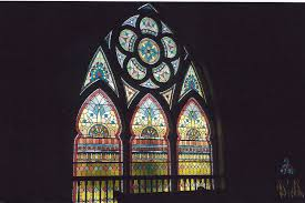 stained glass window restoration recent projects rohlf s