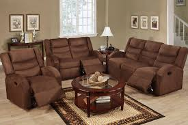 Microfiber Living Room Set Microfiber Recliner Sofa