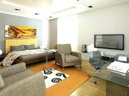 Studio Apartment Bedroom Exterior New Ideas