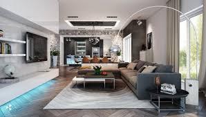 Superior Idée Déco Salon Moderne