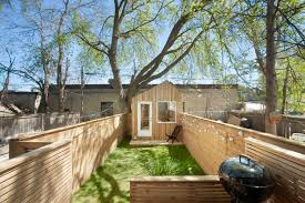 tiny backyard home office. Tiny Backyard Studio Lets Architect Keep An Eye On His Kid Home Office