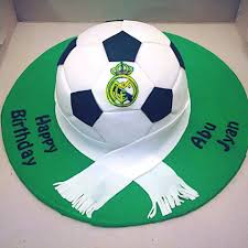 How To Decorate A Soccer Ball Cake La Patissiere Soccer Ball Cake Amazing Cake Ideas 70