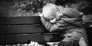 Rezultat slika za slike tuzne dece