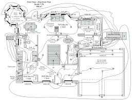 basic residential electrical wiring diagram images gallery