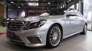 Mercedes-Benz S65 AMG (V12 Biturbo) 2015 Start Up In Depth Review ...