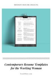 Clean Resume Template Resume Builder Bundle Cover Letter And References Professional Resume Writing Entry Level Resume