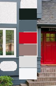 Best Images About Exterior Design Paint Swatches On Pinterest - Farrow and ball exterior colours