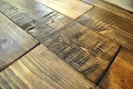 how to make wood look rustic distressed effect on new wood boards to make them look