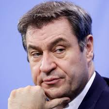 Cabinet söder is the name of any of two cabinets in the german state of bavaria led by markus söder: Markus Soder Keine Kanzlerkandidatur Bei Der Bundestagswahl 2021 Galileo