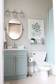 white bathroom cabinets gray walls. like the light grey wall color and agua green/white accents, shower curtain idea white bathroom cabinets gray walls g