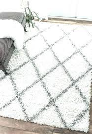 white round area rug black and rugs large furry 4x6 fu circle area rug