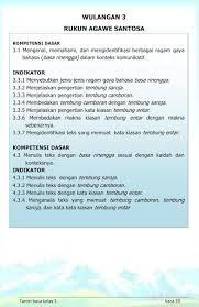 Buku tematik terpadu kurikulum 2013. Buku Siswa Kelas 5 Bahasa Jawa Tantri Basa 2016 Download Apk Free For Android Apktume Com