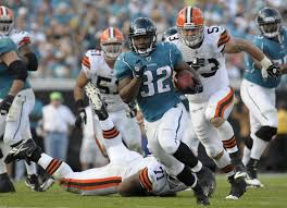 Maurice Jones Drew Jacksonville Jaguars Rb 32