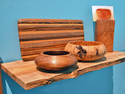 wood cutting boards free edge shelving heirloom table locally sourced wood