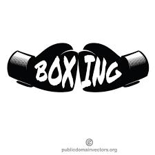 ボクシング グローブ ベクター クリップ アート パブリックドメインの