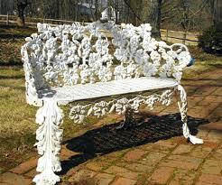 white cast iron patio furniture. White Cast Iron Patio Furniture Manufactured Wrought A