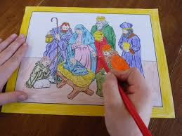 Free jesus coloring of your noble bible heroes from the new testament and the old testament. 15 Printable Christmas Coloring Pages Jesus Mary Nativity Scenes