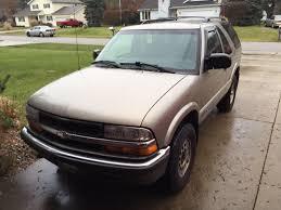 Matthew Keyser's 2000 Chevrolet Blazer