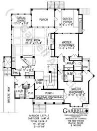 cottage ground floor victorian house plans pinterest Coastal Traditional House Plans coastal style house plan with two story foyer and dual master bedrooms coastal traditional home plans side garages