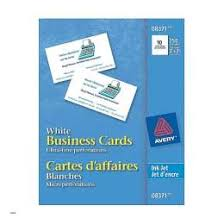 Royal Brites Business Cards Avery Template 33827873378 Avery