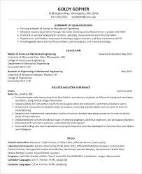 Example Teacher Resume Adorable 40 Modern Teacher Resume Templates PDF DOC Free Premium