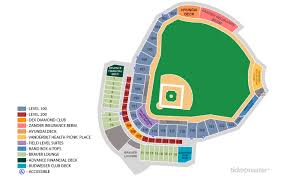 Unusual Bank One Ballpark Seating Chart Sounds Seating Chart