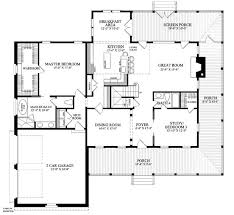 Country Style House Plan  3 Beds 200 Baths 1963 SqFt Plan 140116Country Floor Plans