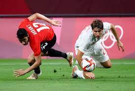 طوكيو 2020 : منتخب مصر يتعادل سلبيا مع إسبانيا في منافسات كرة القدم –  الرايـة