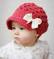 Childrens Crochet Hat Patterns Magnificent 48 Easy Crochet Hat Patterns For Beginners Cutie 's Pinterest