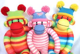 Image result for sock monkey