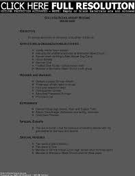 Nice Scholarship Resume Templates Free Ideas Entry Level Resume