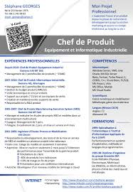 cv ingenieur stephane georges fr