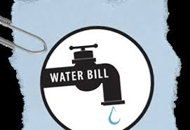 Image result for water bill