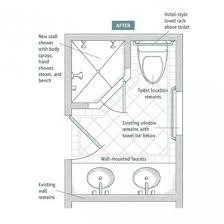 5 8 bathroom floor plans remodels