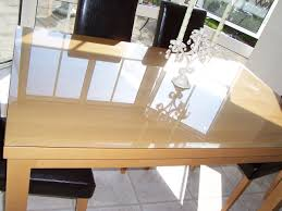 glass to cover wood table glass table cover protector house photos glass table cover