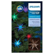 Philips String Lights Philips 10ct Christmas Led Frosted Starburst String Lights