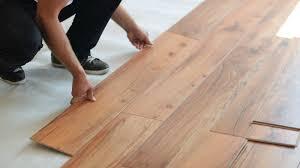 how to install lock laminate flooring