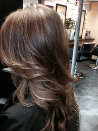 The hair world borrowed the term 'Ombre' from the French, meaning shaded or