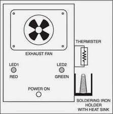 schematic diagram smoke extractor wiring diagram schematic smoke