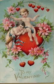 vintage valentines wallpaper. Delighful Wallpaper Vintage Valentines Postcard Embossed 35  EBay To Wallpaper K