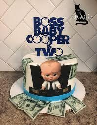 Boss Baby Cake Topper Custom Boss Baby Topper Boss Baby Etsy